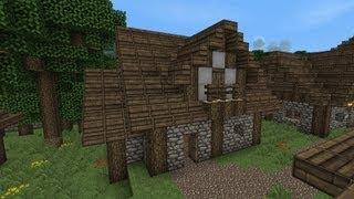 medieval minecraft houses tutorials resourcepack smith john