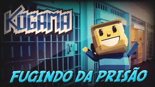 Kogama: Fugindo do Prisão 2!!