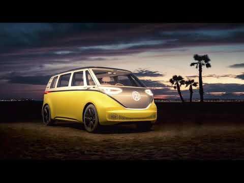 Vw I.d buzz The future Car 2020