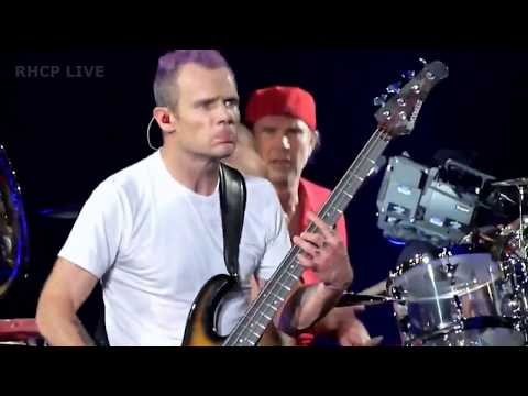 Red Hot Chili Peppers - Ethiopia - Sheffield, UK [Multicam]
