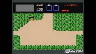 The Legend of Zelda (Classic NES Series) Game Boy Gameplay