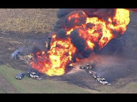 Massive Natural Gas Disaster | Engineering Disaster - Classic Documentary Films