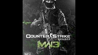 где скачать и как установить Counter Strike Source Modern Warfare 3