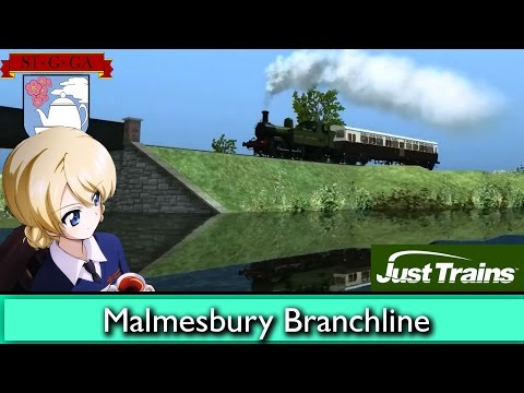 JustTrains: Malmesbury Branchline - Fore and Back | RMV