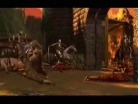 Age of Empires 2 Official Trailer (2000, Ensemble/Microsoft)