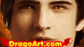 How to Draw Scott McCall,Teen Wolf, Step by Step