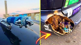 The Most Creative Car Owners Ever The World 「 funny photos 」