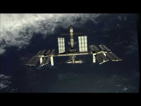 STS-135 Robotic Refueling Mission in 2011 (Atlantis Space Shuttle)