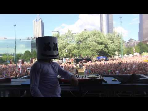 Marshmello at Shaky Beats Festival in Atlanta, GA Recap