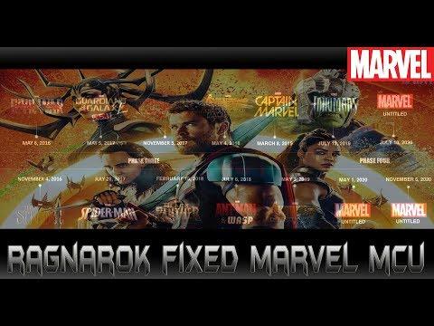 หนัง Thor Ragnarok ได้ปิดช่องโหว่ที่ใหญ่ที่สุดของจักรวาลหนังมาเวล- Comic World Daily