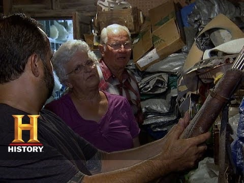 American Pickers: The Honey Hole