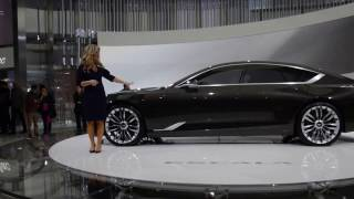Geneve motor show Cadillac