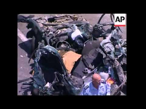 Israel / Palestine - Rafah Riots / Bulldozer Attack