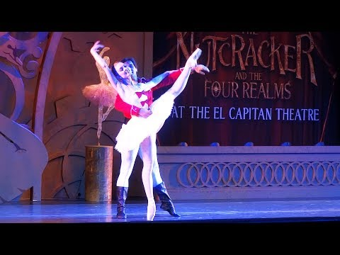 """The Nutcracker"" performed by Los Angeles Ballet at El Capitan Theatre"