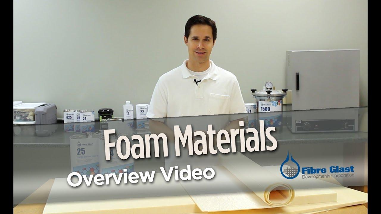 Foam Sheets and Liquid Foam for Composites in Stock | Fibre