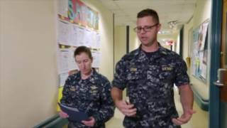 Welcome to U.S. Naval Hospital Rota