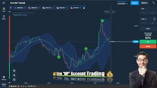 Olymp Trade India: How to make €600 profit in 2 minutes   Live account trading strategy