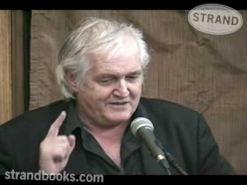Henning Mankell at Strand, 02-18-10, part 1 of 4