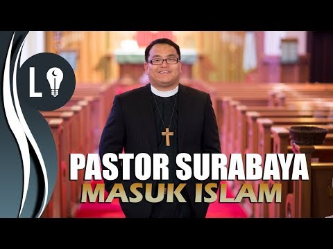 KISAH Lucu PASTOR Surabaya MASUK ISLAM | Ustad Khalid Basalamah