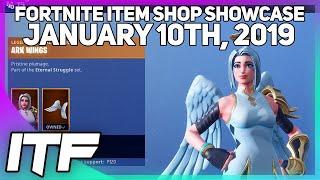Fortnite Item Shop *NEW* ARK SKIN! [January 10th, 2019] (Fortnite Battle Royale