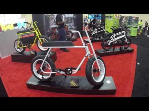 mini-bike inspired bicycle by Coast Cycles