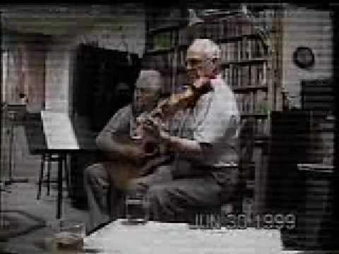 Paul Poirier Accompanies the Fiddle - Tune #22