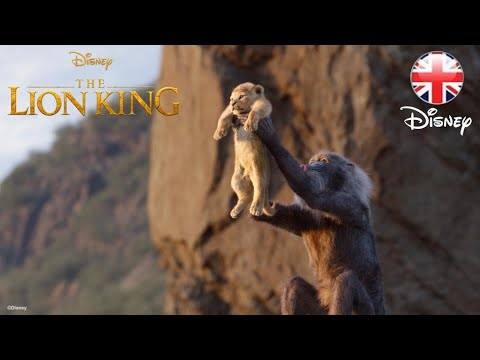 The Lion King | Circle Of Life Clip | Official Disney UK