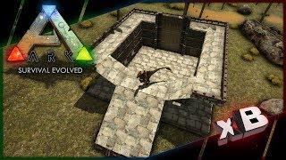 Taming Pen & Raptor Friend! :: Let's Play ARK: Survival Evolved :: E03