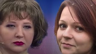Russian TV broadcasts 'call from Yulia Skripal'