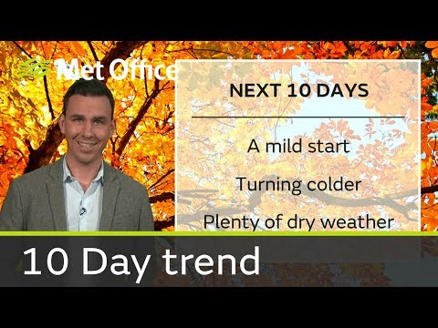 10 Day trend