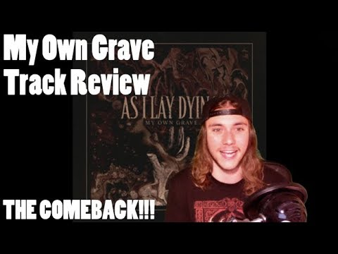 My Own Grave As I Lay Dying  Track Review  First New Song Since 2012