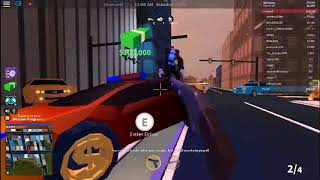 ROBLOX: the Worst thief in the jailbreak world