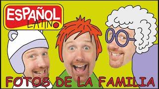 Fotos de la Familia | Miembros de la Familia | Historias divertidas en Español