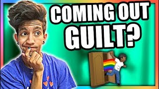 Coming Out Guilt?   National Coming Out Day   ImJustKyian