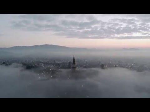 Arezzo Dicembre 2013, by Drone Arezzo The Great Gig In The Sky (2011 - Remaster)