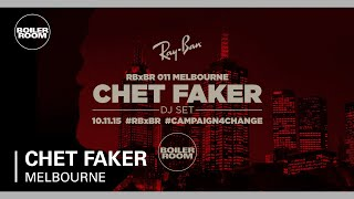 Chet Faker   Ray Ban X Boiler Room 011  DJ Set(AUDIO: http://blrrm.tv/ChetFaker → SUBSCRIBE TO OUR CHANNEL: http://blrrm.tv/YouTube → And go to boilerroom.tv for the best of underground music: ..., 2015-11-29T23:08:55.000Z)