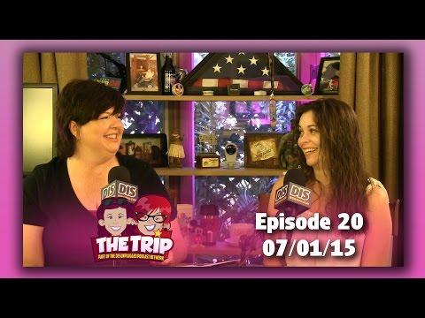 The Trip - Exploring Cocoa Beach - 07/01/15