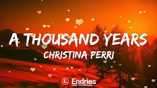 Video A Thousand Years - Christina Perri (Lirik Terjemahan) Indonesia By iEndrias download MP3, 3GP, MP4, WEBM, AVI, FLV Juni 2018