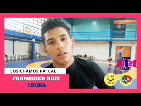 🇻🇪 Franggier Ruiz nuevo talento de la lucha nacional 🇻🇪