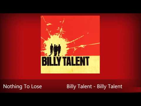 Billy Talent  Nothing To Lose  Billy Talent 11 HDLyrics in description