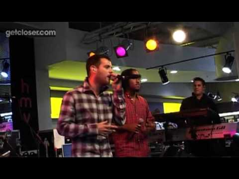 Streets - Everything Is Borrowed (Live @ hmv 150 Oxford Street)