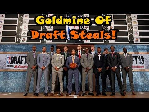 Meet The 2013 NBA Draft Class: The GOLDMINE Of Draft Steals!