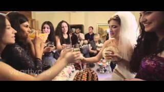 Роскошная грузинская свадьба в Сочи