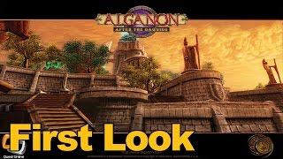 Alganon Gameplay First Look - MMOs.com