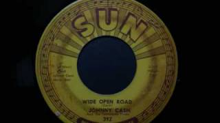 Johnny Cash - Wide open road