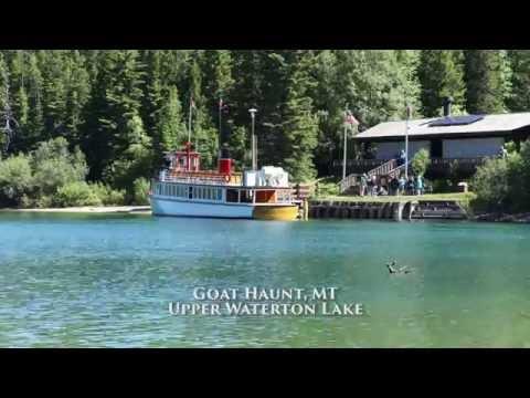 Glacier - Waterton National Park Trip - June 2016 - HD