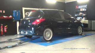 Reprogrammation Moteur Peugeot 308 hdi 136cv auto @ 167cv Digiservices Paris 77 Dyno