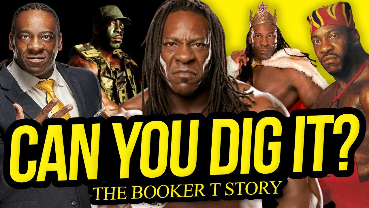 CAN YOU DIG IT? | The Booker T Story (Full Career Documentary)