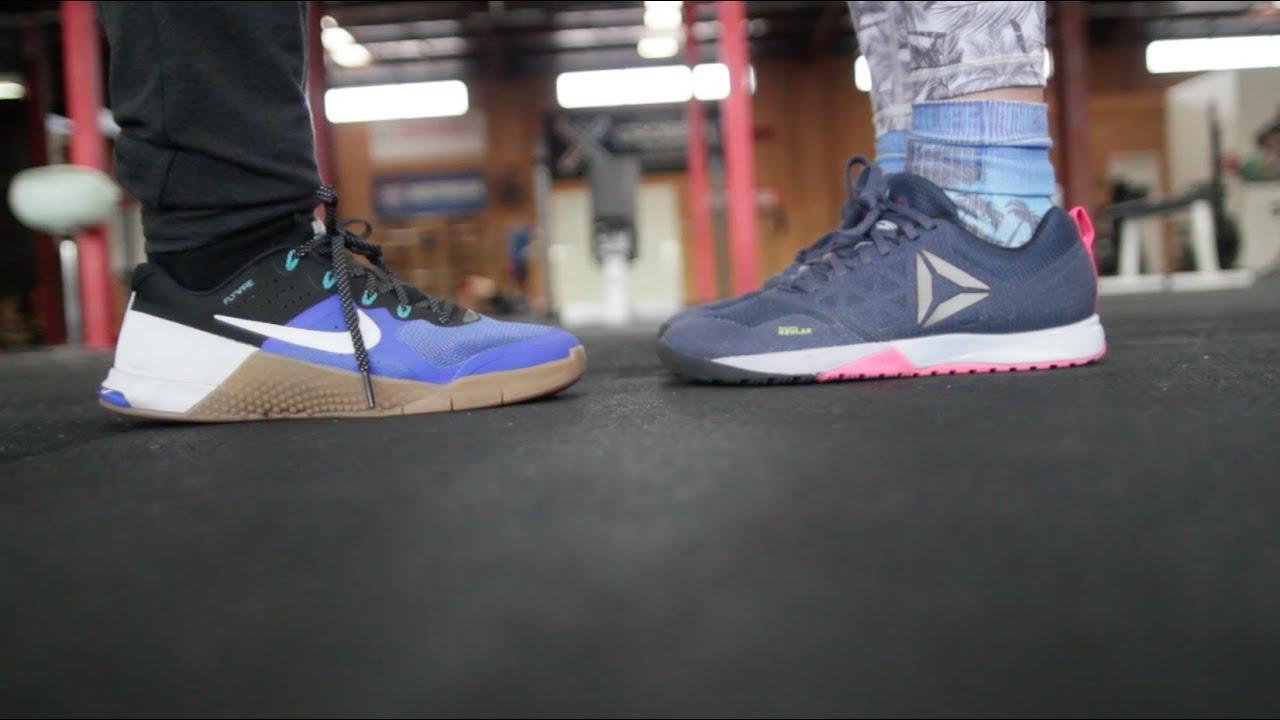Nike Metcon 2 Vs Nano 6