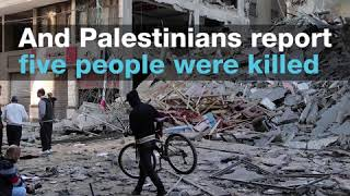 Gaza and Israel are on a brink of war